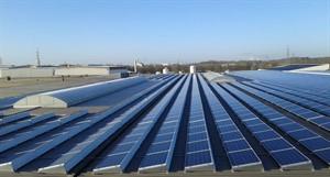SAPA Ghlin/Belgium -SOLAR POWER